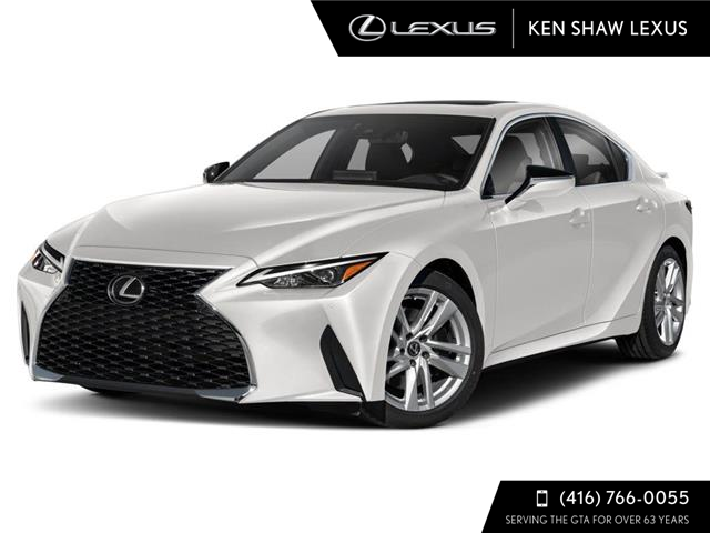 2021 Lexus IS 300 Base (Stk: L13290) in Toronto - Image 1 of 9