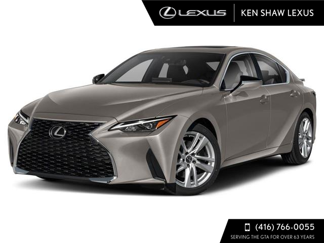 2021 Lexus IS 300 Base (Stk: L13370) in Toronto - Image 1 of 9
