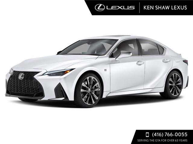 2021 Lexus IS 350 Base (Stk: L13393) in Toronto - Image 1 of 3
