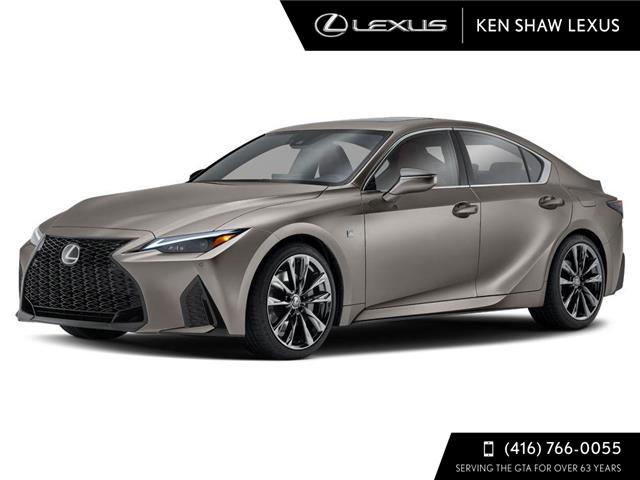 2021 Lexus IS 350 Base (Stk: L13429) in Toronto - Image 1 of 3