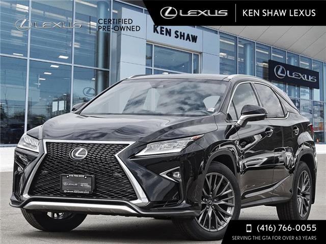 2018 Lexus RX 350 Base (Stk: 18151A) in Toronto - Image 1 of 25