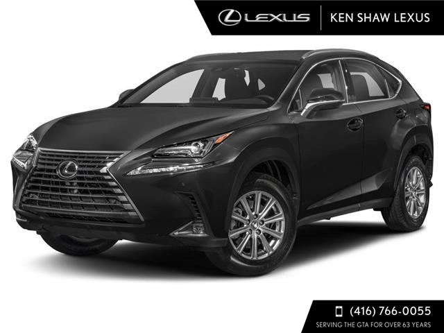 2021 Lexus NX 300 Base (Stk: L13436) in Toronto - Image 1 of 9