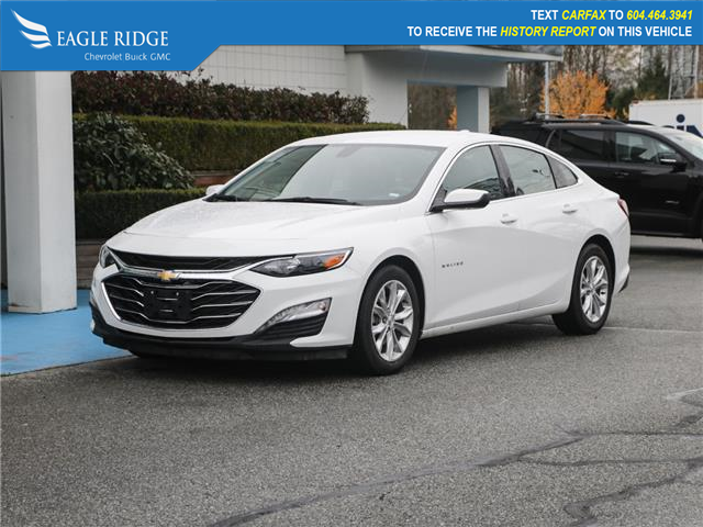 2019 Chevrolet Malibu LT (Stk: 190506) in Coquitlam - Image 1 of 8