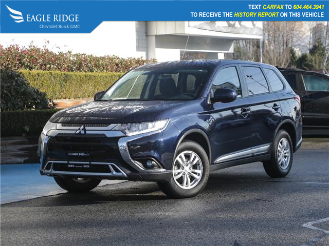 2020 Mitsubishi Outlander ES (Stk: 200525) in Coquitlam - Image 1 of 17