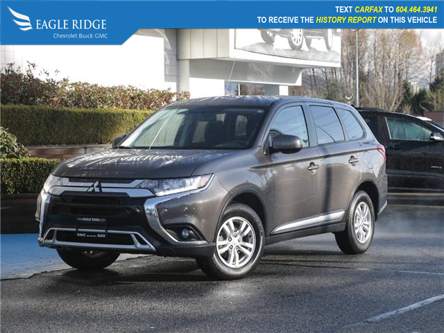 2020 Mitsubishi Outlander ES (Stk: 200517) in Coquitlam - Image 1 of 17