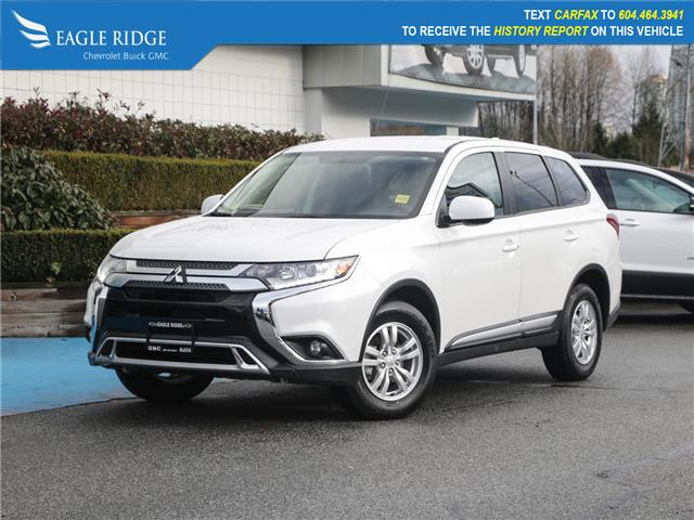 2020 Mitsubishi Outlander ES (Stk: 200526) in Coquitlam - Image 1 of 17