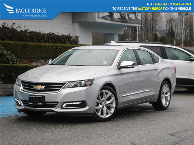 2019 Chevrolet Impala 2LZ (Stk: 190446) in Coquitlam - Image 1 of 17