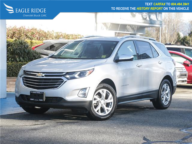 2020 Chevrolet Equinox Premier (Stk: 200477) in Coquitlam - Image 1 of 16