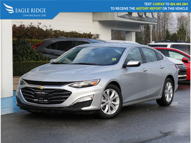 2019 Chevrolet Malibu LT (Stk: 190508) in Coquitlam - Image 1 of 15