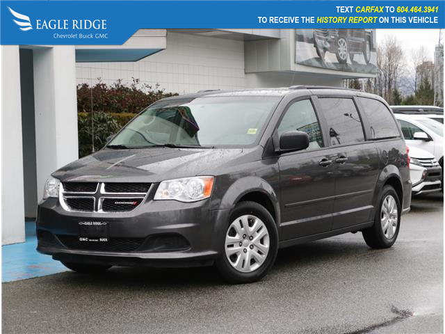 2016 Dodge Grand Caravan SE/SXT (Stk: 167201) in Coquitlam - Image 1 of 15