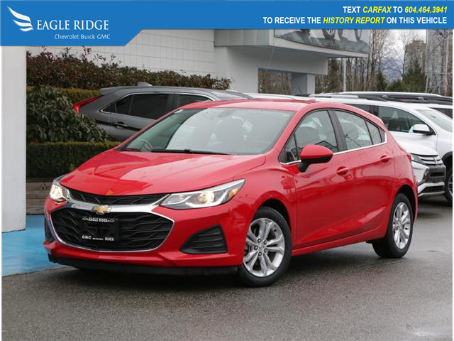 2019 Chevrolet Cruze LT (Stk: 190556) in Coquitlam - Image 1 of 15
