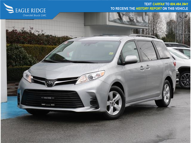 2019 Toyota Sienna LE 8-Passenger (Stk: 190485) in Coquitlam - Image 1 of 17
