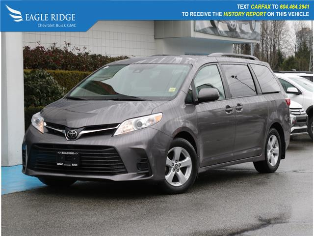 2019 Toyota Sienna LE 8-Passenger (Stk: 190487) in Coquitlam - Image 1 of 16