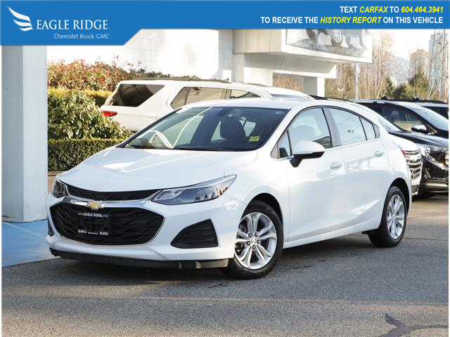 2019 Chevrolet Cruze LT (Stk: 190554) in Coquitlam - Image 1 of 15