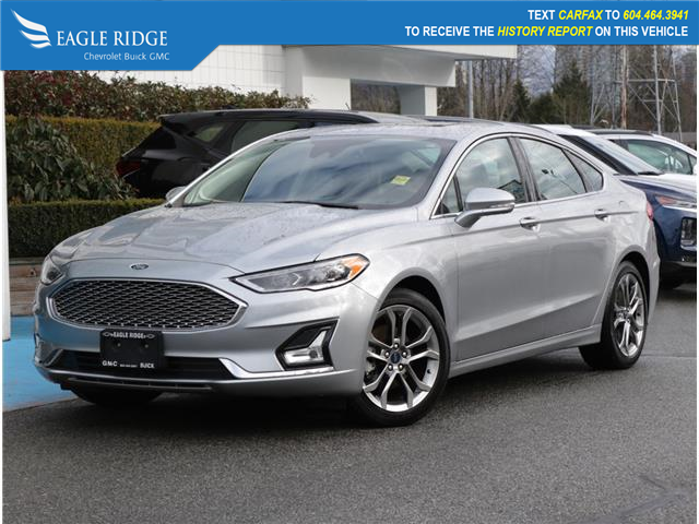 2020 Ford Fusion Hybrid Titanium (Stk: 200572) in Coquitlam - Image 1 of 20