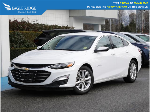 2019 Chevrolet Malibu LT (Stk: 190505) in Coquitlam - Image 1 of 18