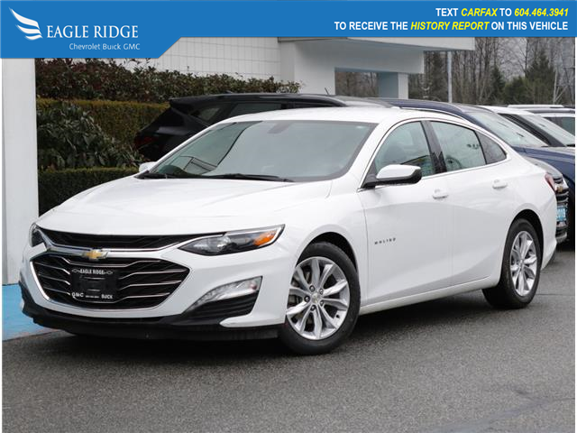 2019 Chevrolet Malibu LT (Stk: 190509) in Coquitlam - Image 1 of 20