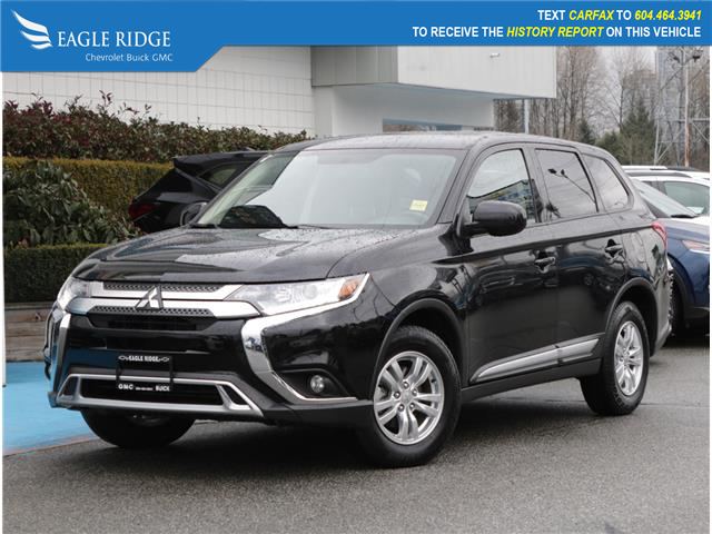 2020 Mitsubishi Outlander ES (Stk: 200520) in Coquitlam - Image 1 of 22