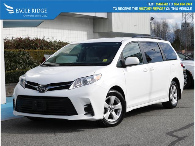 2019 Toyota Sienna LE 8-Passenger (Stk: 190529) in Coquitlam - Image 1 of 20