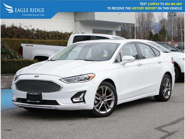 2020 Ford Fusion Hybrid Titanium (Stk: 200570) in Coquitlam - Image 1 of 22
