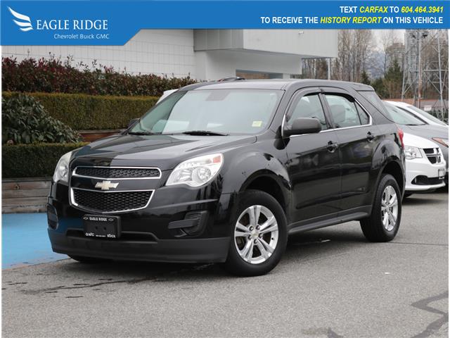 2012 Chevrolet Equinox LS (Stk: 128123) in Coquitlam - Image 1 of 18