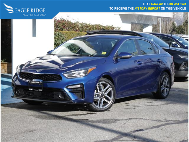 2019 Kia Forte EX Limited (Stk: 190536) in Coquitlam - Image 1 of 22