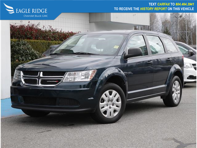 2015 Dodge Journey CVP/SE Plus (Stk: 151939) in Coquitlam - Image 1 of 18