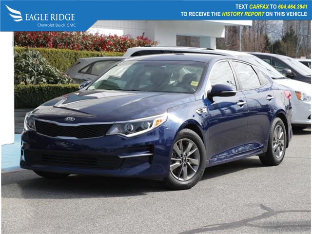 2016 Kia Optima LX ECO Turbo (Stk: 160247) in Coquitlam - Image 1 of 21
