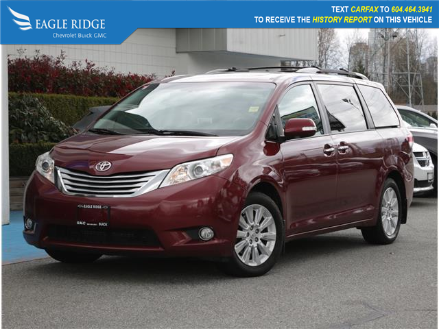 2014 Toyota Sienna XLE 7 Passenger (Stk: 140657) in Coquitlam - Image 1 of 22