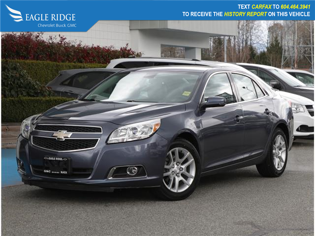 2013 Chevrolet Malibu ECO 2LT (Stk: 135010) in Coquitlam - Image 1 of 19