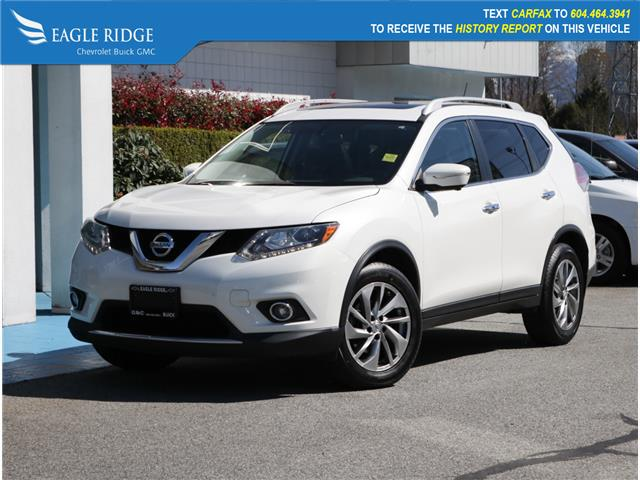 2014 Nissan Rogue SL (Stk: 149880) in Coquitlam - Image 1 of 20
