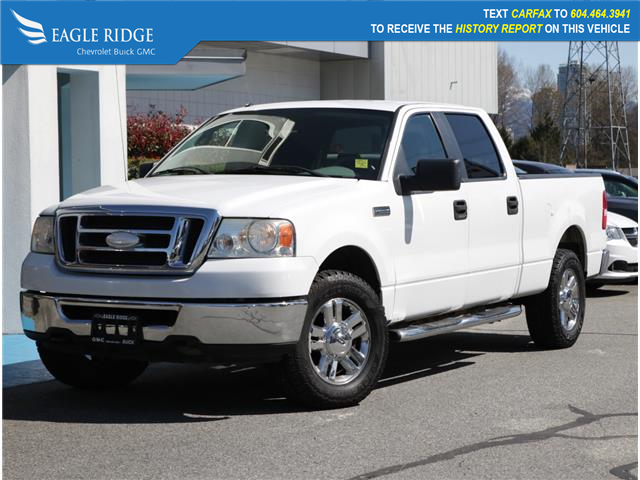 2008 Ford F-150 XLT (Stk: 088217) in Coquitlam - Image 1 of 17