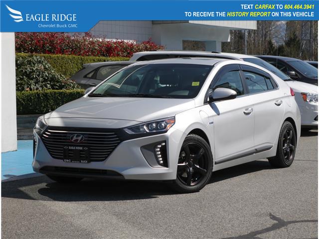 2018 Hyundai Ioniq Plug-In Hybrid Limited (Stk: 180676) in Coquitlam - Image 1 of 23