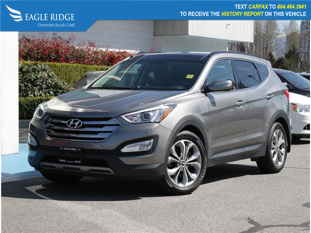 2014 Hyundai Santa Fe Sport 2.0T Limited (Stk: 140000) in Coquitlam - Image 1 of 21