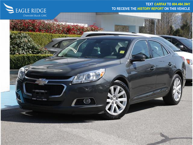 2015 Chevrolet Malibu 2LT (Stk: 150514) in Coquitlam - Image 1 of 19