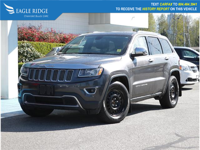 2015 Jeep Grand Cherokee Limited (Stk: 150488) in Coquitlam - Image 1 of 22