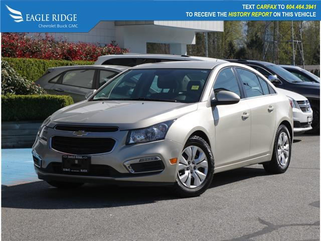 2015 Chevrolet Cruze 1LT (Stk: 150400) in Coquitlam - Image 1 of 20