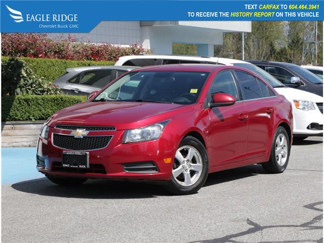 2014 Chevrolet Cruze 2LT (Stk: 140444) in Coquitlam - Image 1 of 20