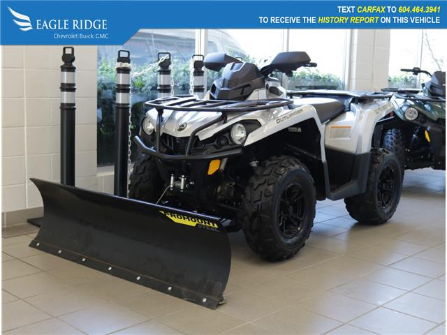 2019 Can-Am OUTLANDER XT 570 ATV  (Stk: 190469) in Coquitlam - Image 1 of 10