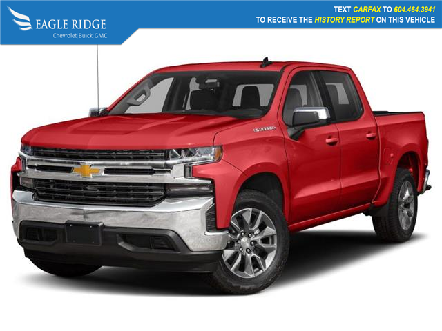 2021 Chevrolet Silverado 1500 RST (Stk: 210723) in Coquitlam - Image 1 of 9