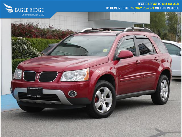 2006 Pontiac Torrent Sport (Stk: 060407) in Coquitlam - Image 1 of 20