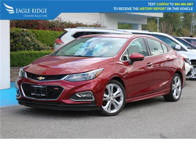 2017 Chevrolet Cruze Premier Auto (Stk: 170735) in Coquitlam - Image 1 of 22