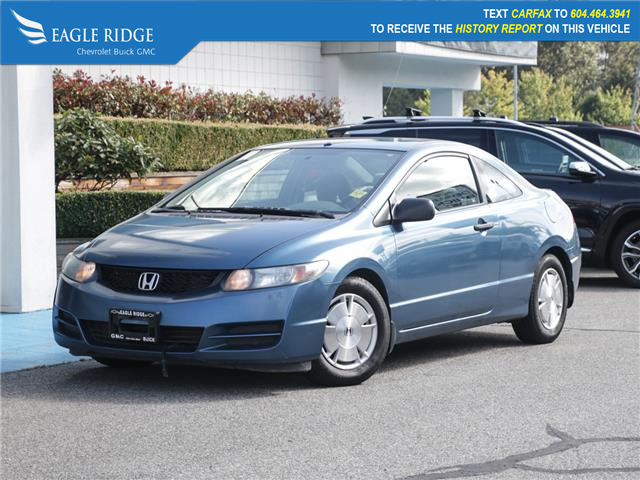 2009 Honda Civic DX-G (Stk: 090123) in Coquitlam - Image 1 of 13