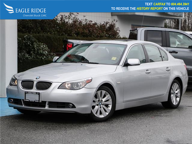 2007 BMW 550i  (Stk: 072015) in Coquitlam - Image 1 of 17