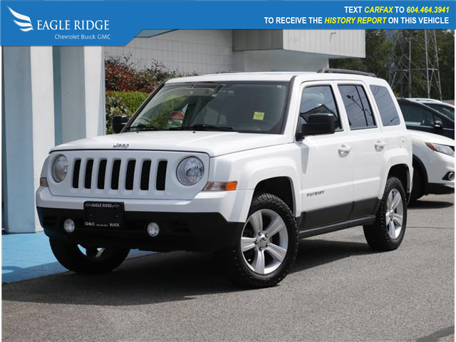 2014 Jeep Patriot Sport/North (Stk: 140035) in Coquitlam - Image 1 of 18