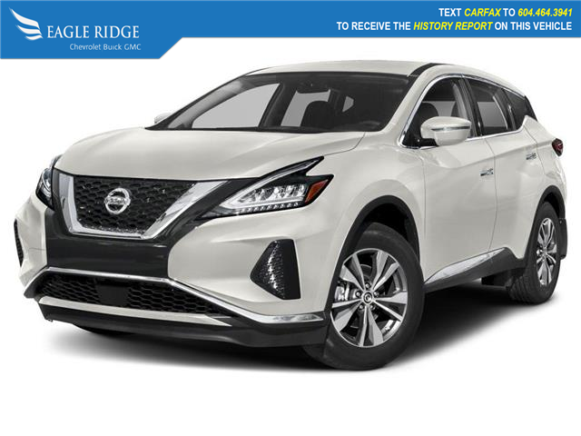 2019 Nissan Murano  (Stk: 190757) in Coquitlam - Image 1 of 8