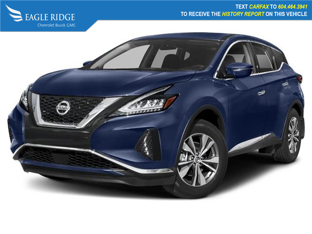 2019 Nissan Murano  (Stk: 190782) in Coquitlam - Image 1 of 8
