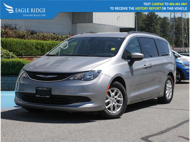 2019 Chrysler Pacifica Touring (Stk: 190740) in Coquitlam - Image 1 of 22