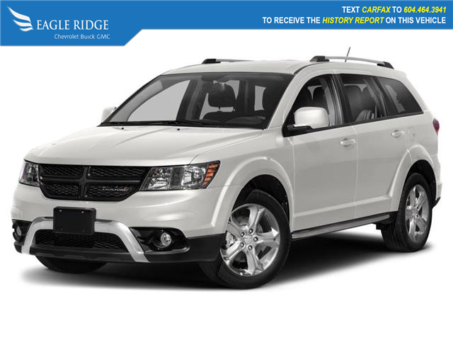 2019 Dodge Journey Crossroad (Stk: 190837) in Coquitlam - Image 1 of 9