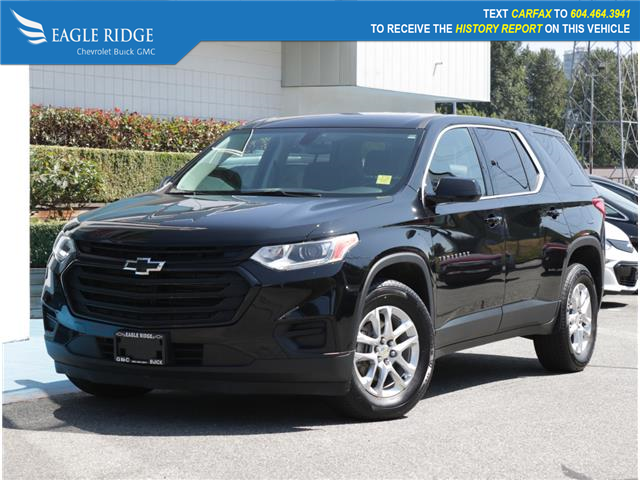 2018 Chevrolet Traverse LS (Stk: 180878) in Coquitlam - Image 1 of 22